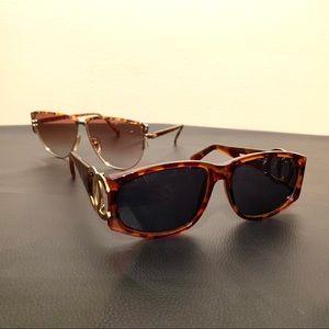Vintage CHANEL & NINA RICCI Sunglasses